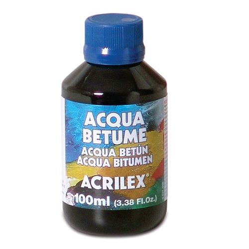 Acqua Betume 100ml - Acrilex