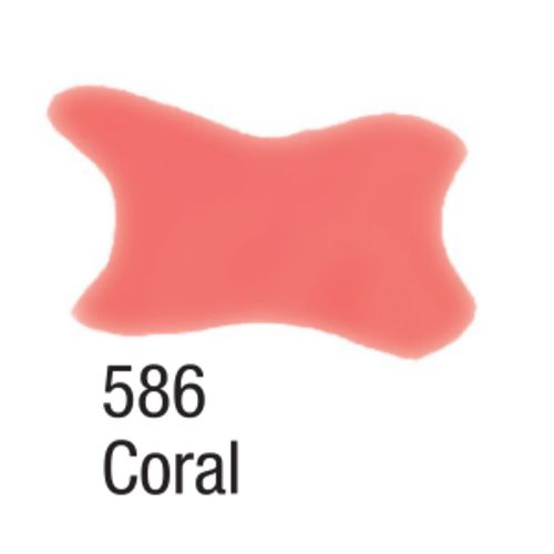 Tinta Aquarela Silk 60 ML 586 Coral