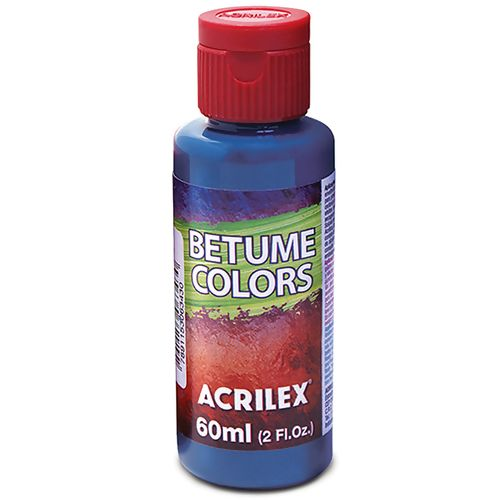 Betume Colors 60ml Acrilex - Cores Diversas