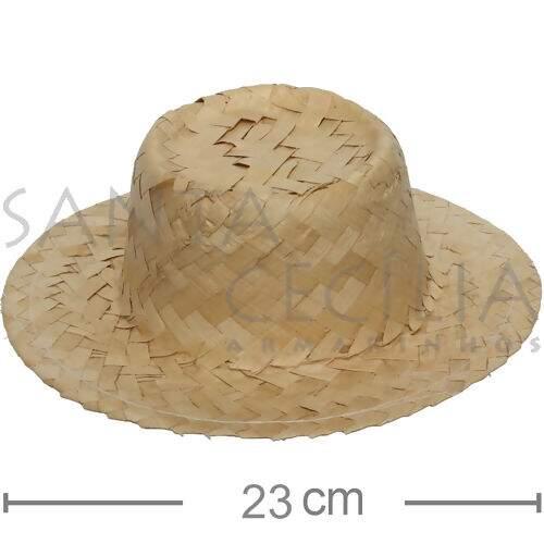 Chapéu de Palha Médio c9d6729998f