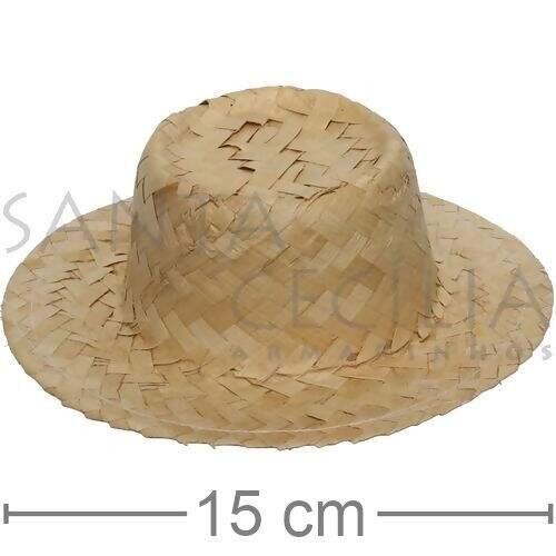 Chapéu de Palha Médio c5316f185a1