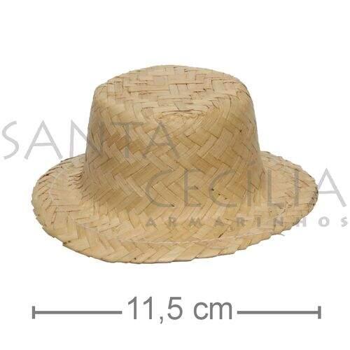 Chapéu de Palha Pequeno c3b1faac6b6
