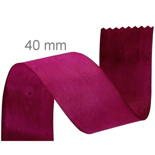 Fita de TNT  Lisa Pink - 40mm x 24m