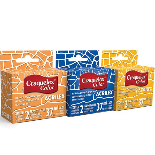 Craquelex Color 37 ml - Acrilex