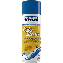 Cola Spray Tekbond Reposicionável 500ml