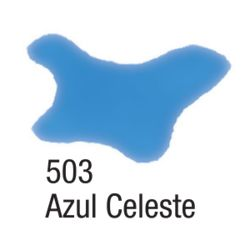 Tinta Aquarela Silk 60 ML 503 Azul Celeste