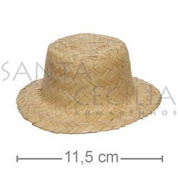 Chapéu de Palha Pequeno e42692acebd