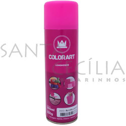 Tinta Spray Colorart Luminoso 300ml - Maravilha