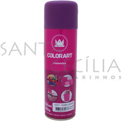 Tinta Spray Colorart Luminoso 300ml