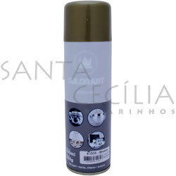 Tinta Spray Colorart Metálicos 300ml - Bronze