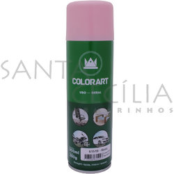 Tinta Spray Colorart Uso Geral 300ml - Rosa
