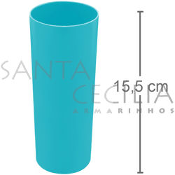 Copo Long Drink 350ml - Tiffany