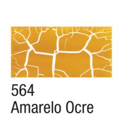 Craquelex Color 37 ml - 564 Amarelo Ocre - Acrilex