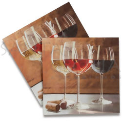 Guardanapo de Papel Decoupage 20 unid. World Of Wine 21614