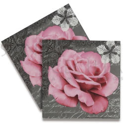 Guardanapo de Papel Decoupage 20 unid. Rose Of Love 21780