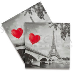 Guardanapo de Papel Decoupage 20 unid. City Of Love 21819