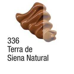 Oil Colors Classic Tinta a Óleo 20ml. 336 Terra de Siena Natural
